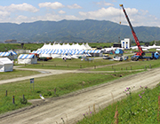 H20年5月佐賀防災訓練